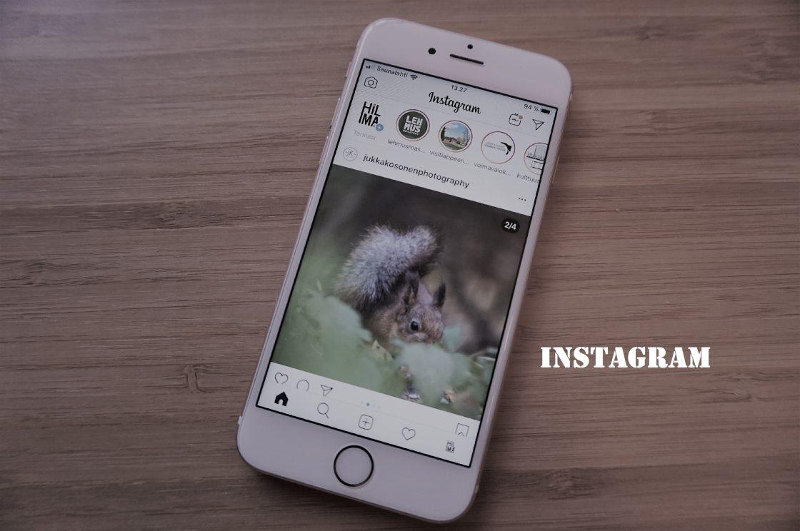 Instagram somekanavaksi